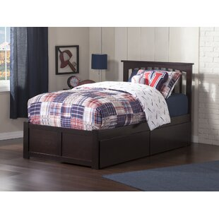 Amir Platform Bed with Drawers by Grovelane Teen