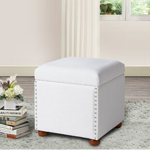 Kingsley Storage Ottoman by Willa Arlo Interiors