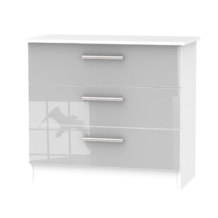 Chesler 3 Drawer Chest By 17 Stories