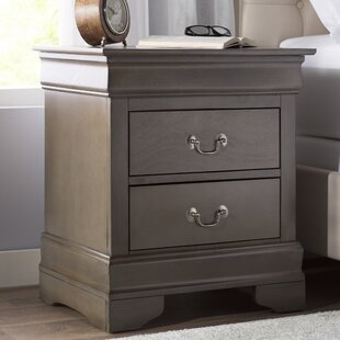 Lisle 2 Drawer Nightstand By Lark Manor