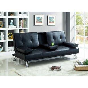 Ebern Designs Eliseo Sleeper Sofa