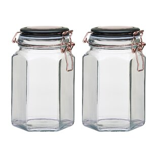 Preserving Kitchen Canister (Set of 2)