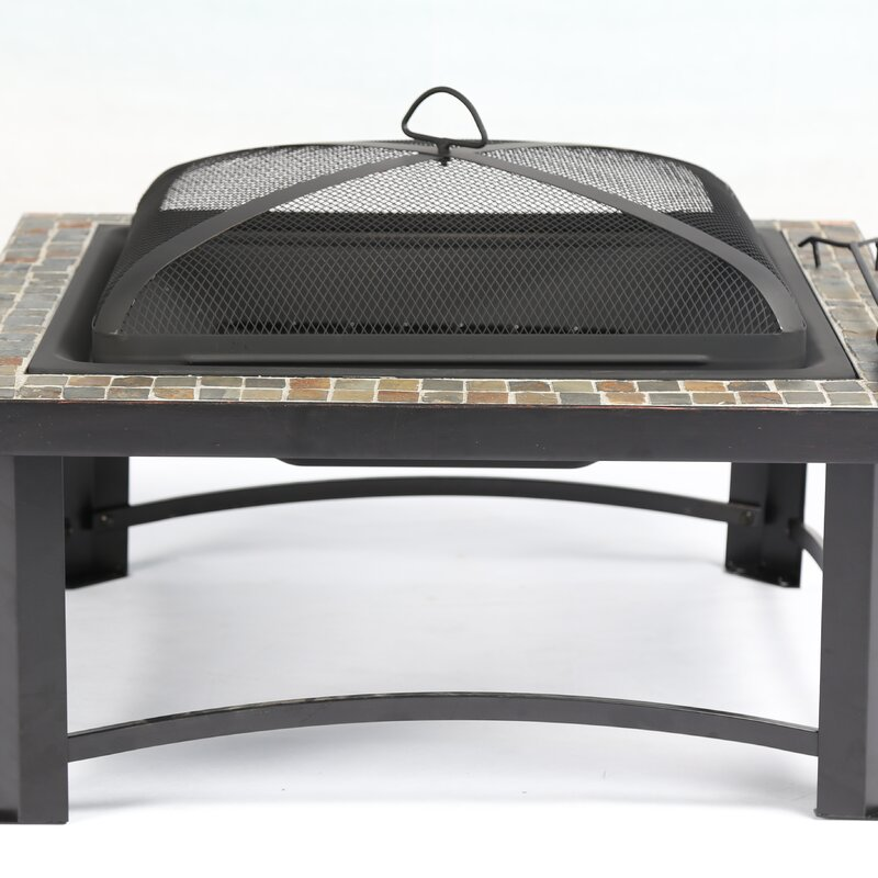 Charcoal Fire Pit