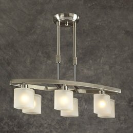 Latitude Run Selzer 6-Light Pendant