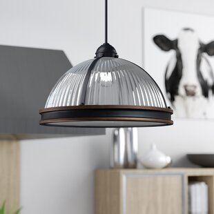 Find a Palisade 3-Light Dome Pendant By Trent Austin Design