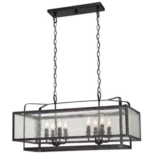Minka Lavery Camden Square 8 Light Kitchen Island Pendant