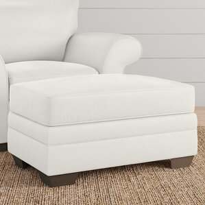 Klaussner Furniture Bart Ottoman