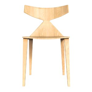 Kleopatra Solid Wood Dining Chair by Brayden Studio