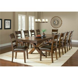 Fernson 11 Piece Dining Set