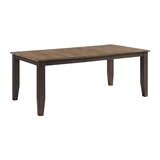 Aportela Extendable Maple Solid Wood Dining Table by Red Barrel Studio®