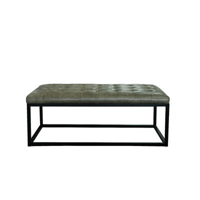 Duque Tufted Cocktail Ottoman