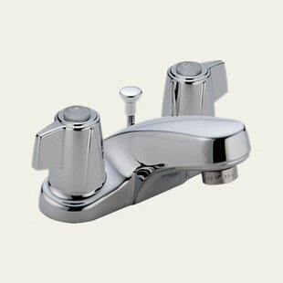 Find Classic Centerset Bathroom Faucet By Delta