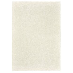 Inexpensive Broncho White Area Rug By Three Posts