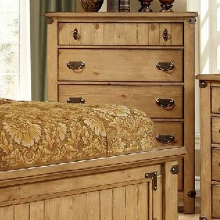 Shellson 5 Drawer Chest