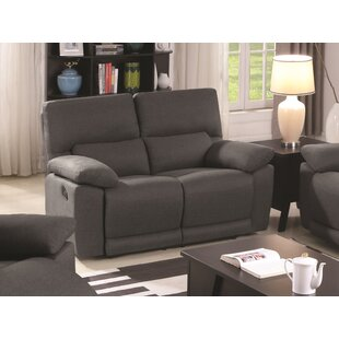 Inexpensive Orofino Reclining Loveseat by Latitude Run Reviews (2019) & Buyer's Guide