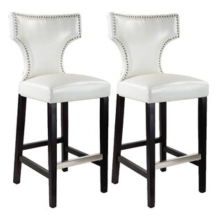 Laughing Sun Bar Stool (Set of 2) by Red ..