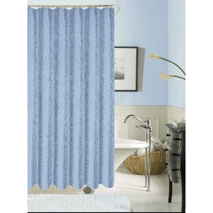 Staats Textured Single Shower Curtain