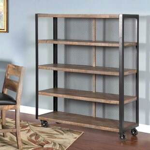 Reviews Waldron Standard Bookcase By Loon Peak