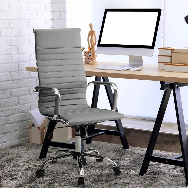 Impressive Computer Desk Chair Exterior