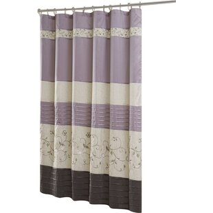 Save to Idea Board Purple Shower Curtains You ll Love  Wayfair