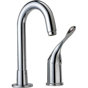 Single Handle Widespread Bar Prep Faucet