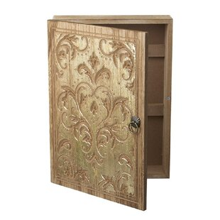 Patterned Key Box By World Menagerie