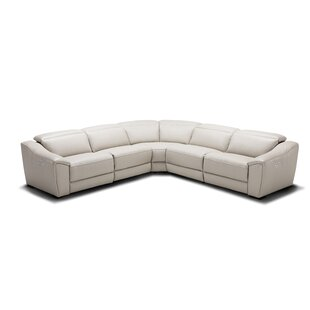 Ozzy Motion Leather Sectional