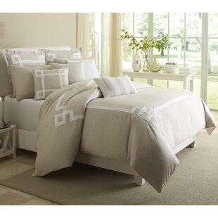 Avenue Reversible Comforter Set by Michael Amini