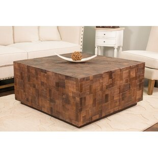 Read Reviews St. Lucie Coffee Table by Rosecliff Heights