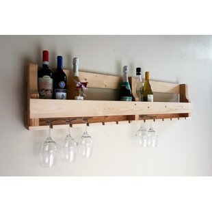 Lowes Holder 16 Bottle Wall Mounted Wine ..