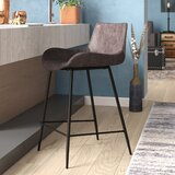 Justa Counter 25.5 Bar Stool by Williston Forge