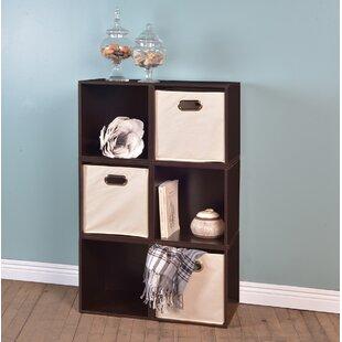 Cube Unit Bookcase by Rebrilli..