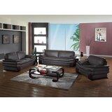 Basaldua Dazzling 3 Piece Standard Living Room Set by Red Barrel Studio®