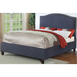 Sutcliffe Queen Upholstered Platform Bed by Winston Porter