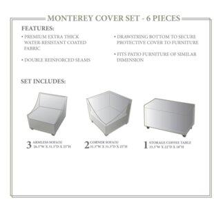 TK Classics Monterey Winter 6 Piece Cover..