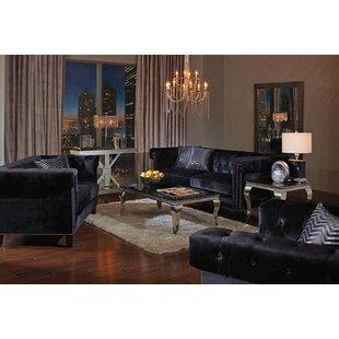 Everly Quinn Reinaldo 6 Piece Living Room..