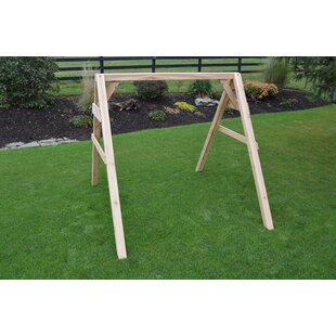 League A-Frame Porch Swing Stand by Alcott Hill