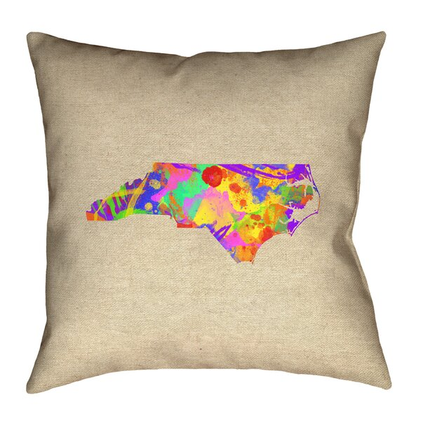 North Carolina Pillow Wayfair
