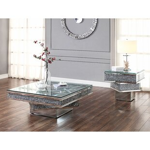 Rosdorf Park Kiley 2 Piece Coffee Table Set