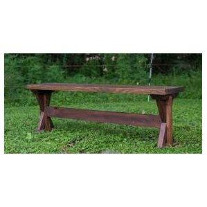 Farm Wood Bench by SDS Designs