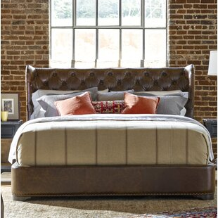 Devere Upholstered Panel Bed