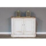 Antique 2 Door Server by Sarreid Ltd