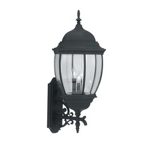 Thornhill 3-Light Outdoor Wall Lantern