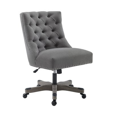 Askov Task Chair Upholstery Color: Light Gray by Darby Home Co