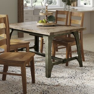 Casimir Extendable Dining Table Gracie Oaks