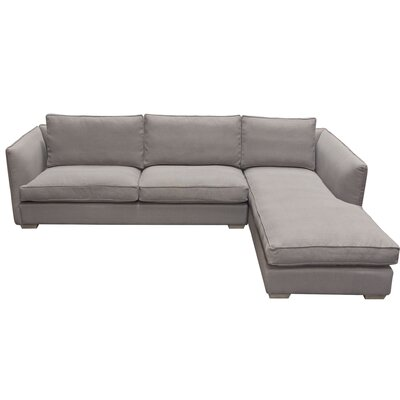 Diamond Sofa Hope Right Hand Facing Sectional