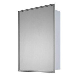 Reviews Shelldrake 20 x 30 Surface Mount Medicine Cabinet By Winston Porter