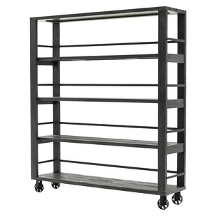 Peterson Etagere Bookcase