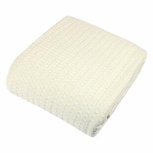 Naumann Waffle Cotton Blanket
