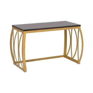 Emissary Home and Garden Metal Bench